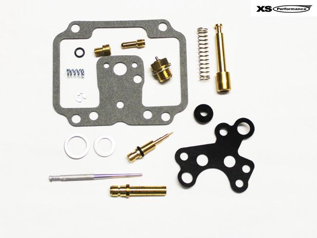 carb rebuild kit XS 650E 78-79