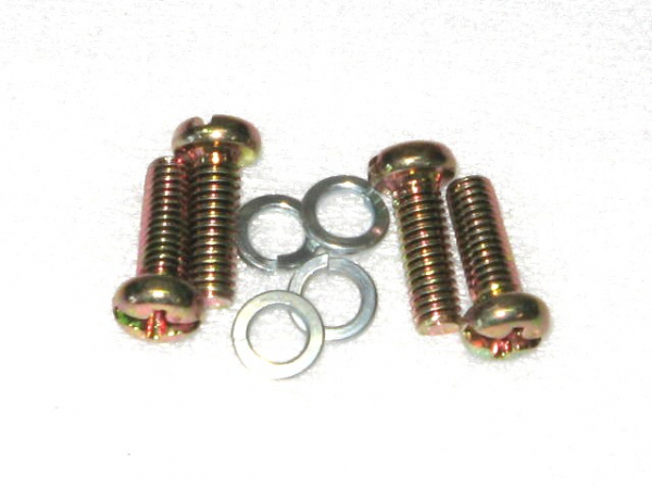 screw kit - carb float bowl BS38